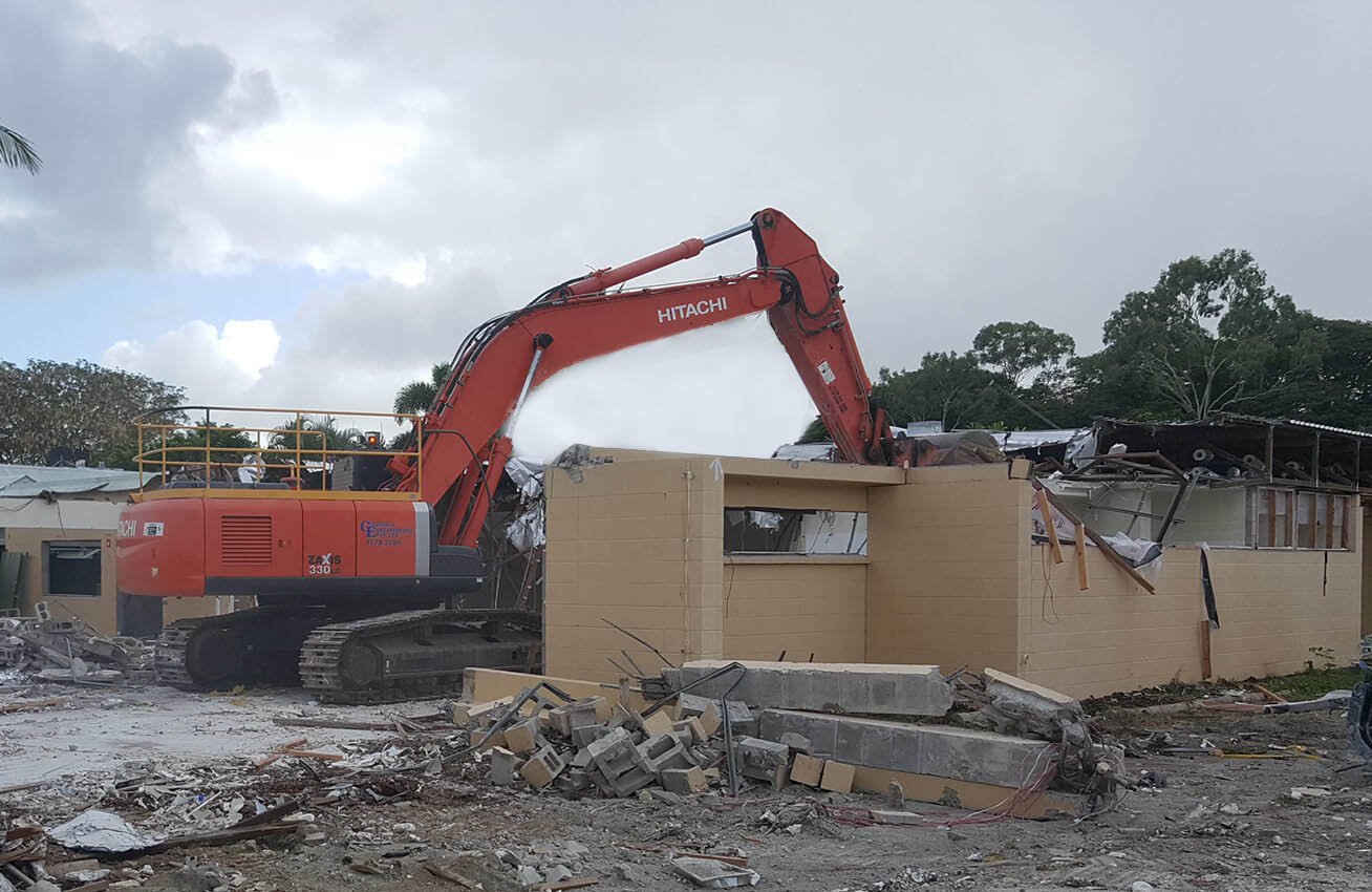 Excavation and demolition company demex llc